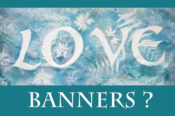 Love Banners web