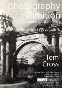 Tom Cross Poster