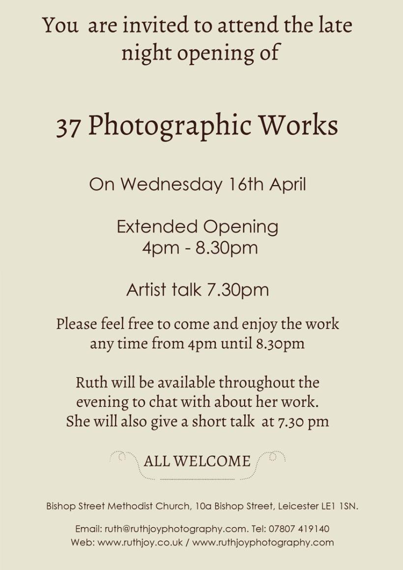 37 Works Invitation for website
