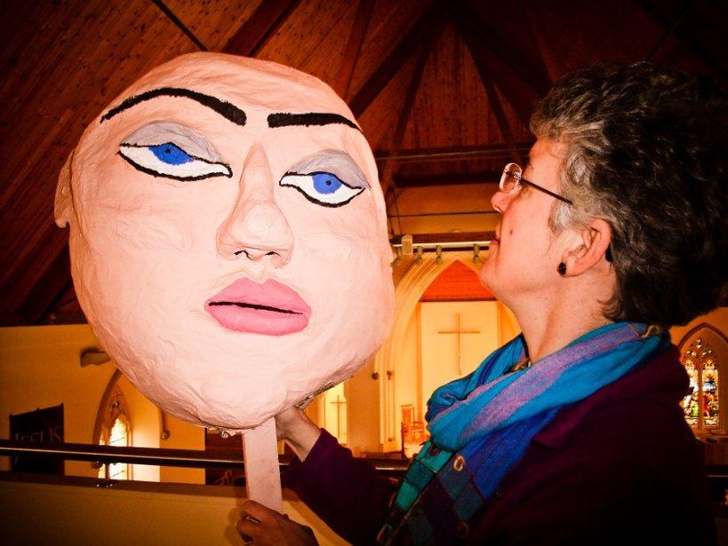 Giant Puppet Making Workshop
