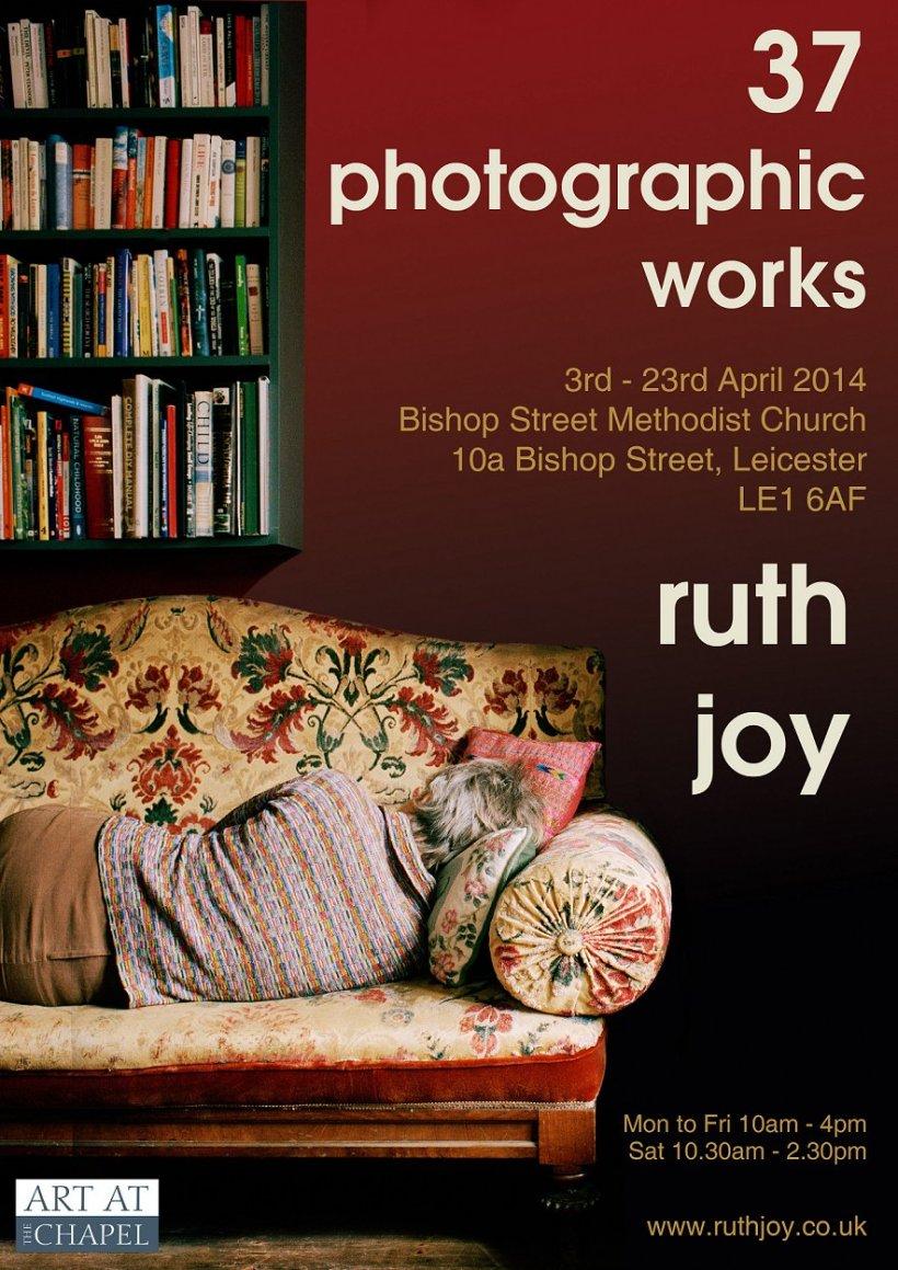 RuthJoyExhibition Poster1250