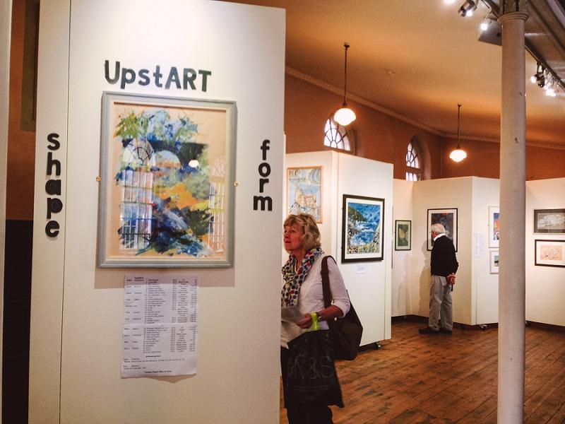Leicester Art Exhibition at Bishop Street Church