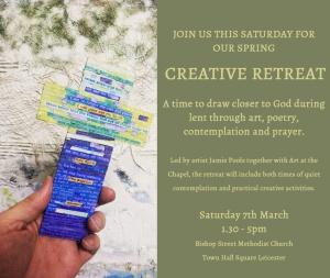 creative retreat facebook